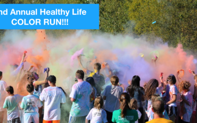 A Healthy Life Color Run is Coming to You!