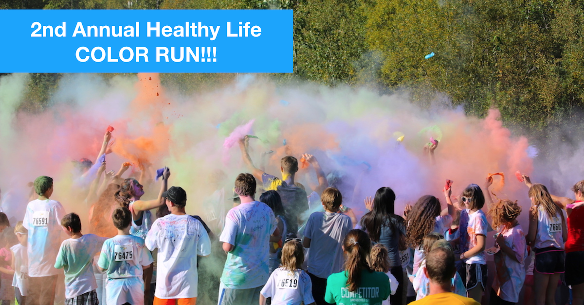 Upper Susitna Color Run